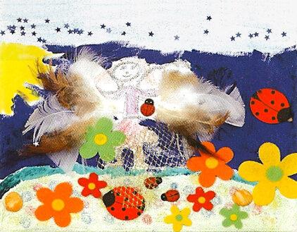 Trauerkarten von Kindern für Kinder Kempten